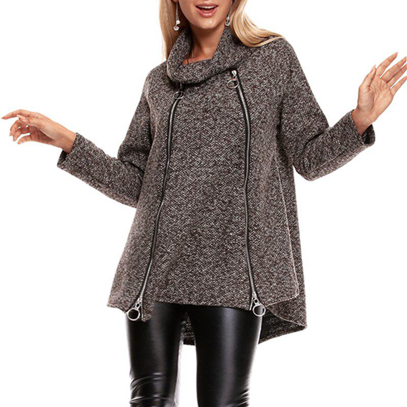 Outfits Autumn Loose Leisure Heavy Sweater