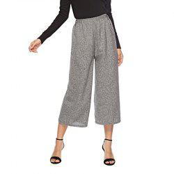 Thick Winter Woolen Trousers -