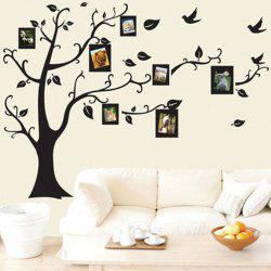 Beautiful Photos Tree Wall Stickers Can Remove Wallpaper -
