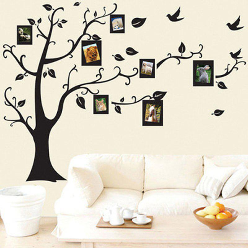 Latest Beautiful Photos Tree Wall Stickers Can Remove Wallpaper