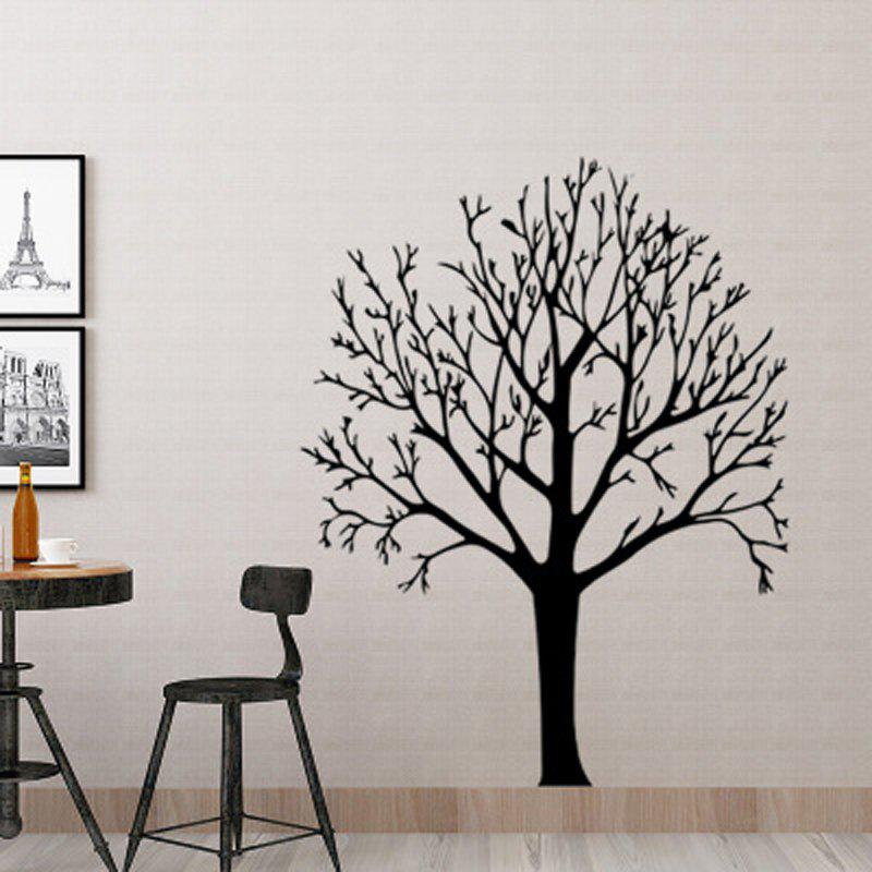2019 the tree view wall stickers bedroom can remove waterproof wall