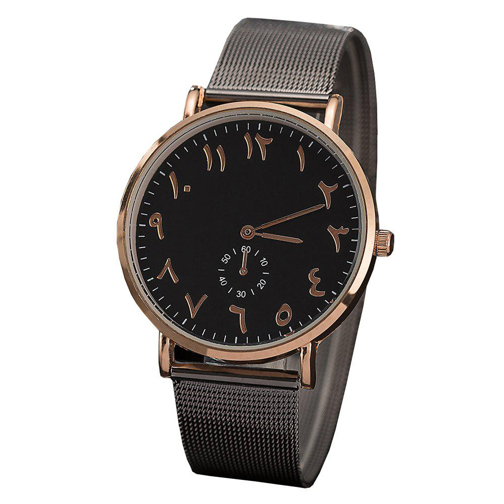 Shop WoMaGe New style Watches 2018 Women Casual Decorate Quartz-watches 4 colors