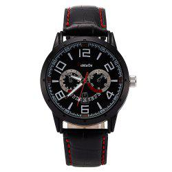 WoMaGe/WMG067/High Quality Men'S Leather Casual Watches 2018 New Wristwatches -