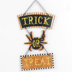 Halloween Hung with Skull / Spider Hanging Ornaments -