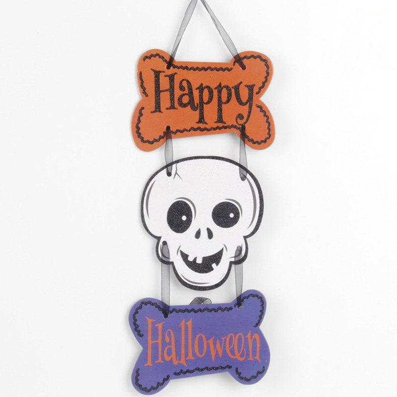 Shop Halloween Hung with Skull / Spider Hanging Ornaments