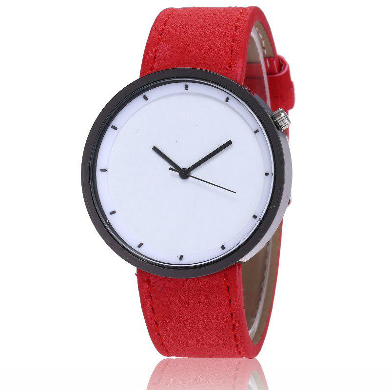 Sale New Fashion Lady Simple Scale Dial Casual Student Quartz Watch