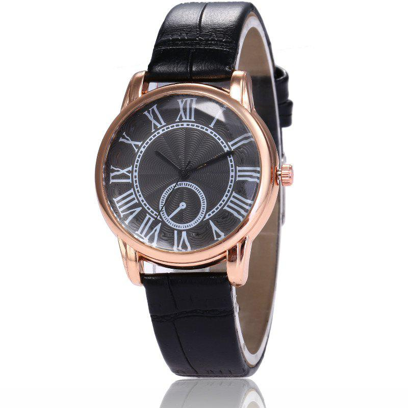 Chic New Fashion Lady Candy Color Simple Rome Dial Casual Student Quartz Watch