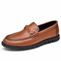 Men'S Business Casual Flat Shoes -