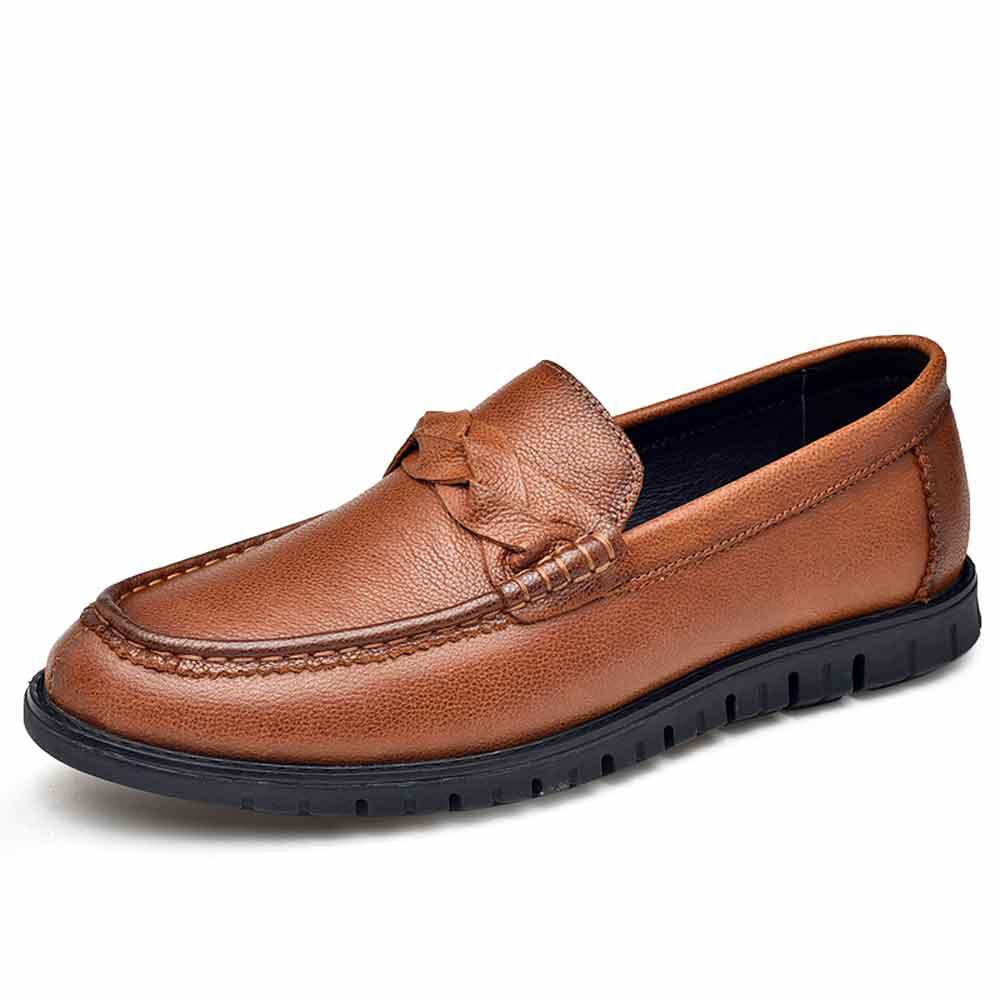 Fashion Men'S Business Casual Flat Shoes