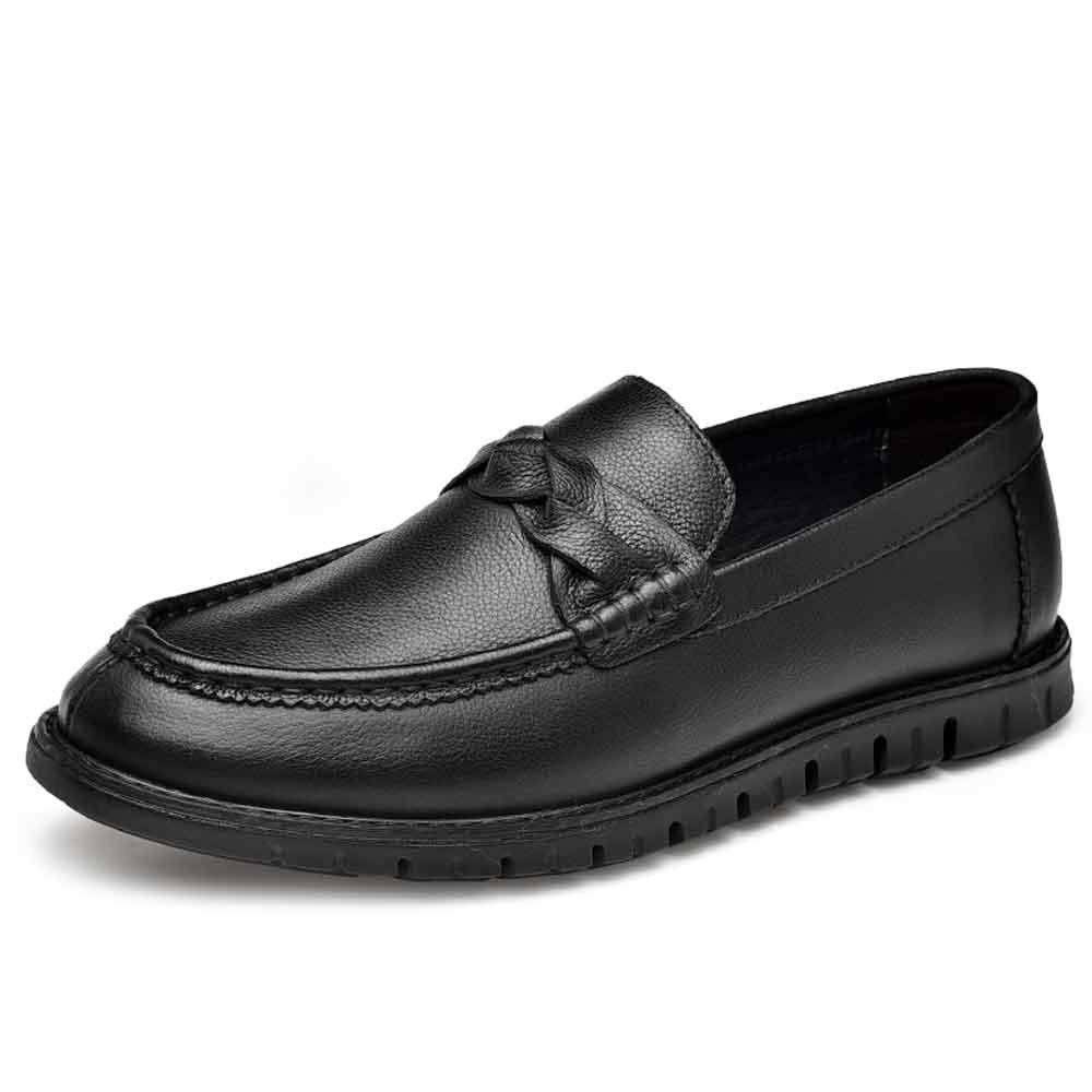 Affordable Men'S Business Casual Flat Shoes