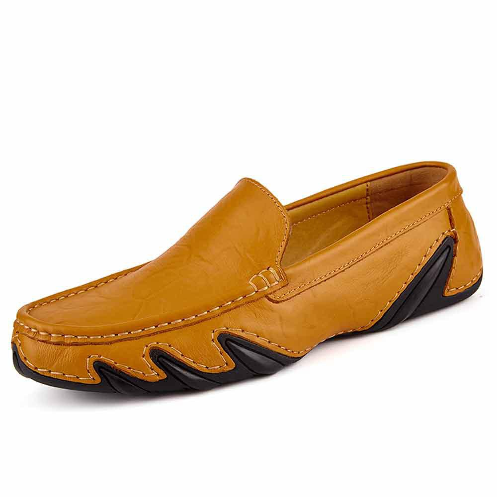 Chaussures paresseuses en cuir One Foot Chaussures Casual