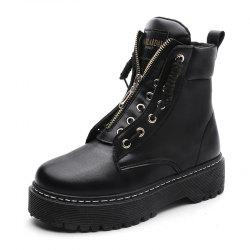 Winter Fashion Tide Comfortable Thick High Shoes Martin Boots -