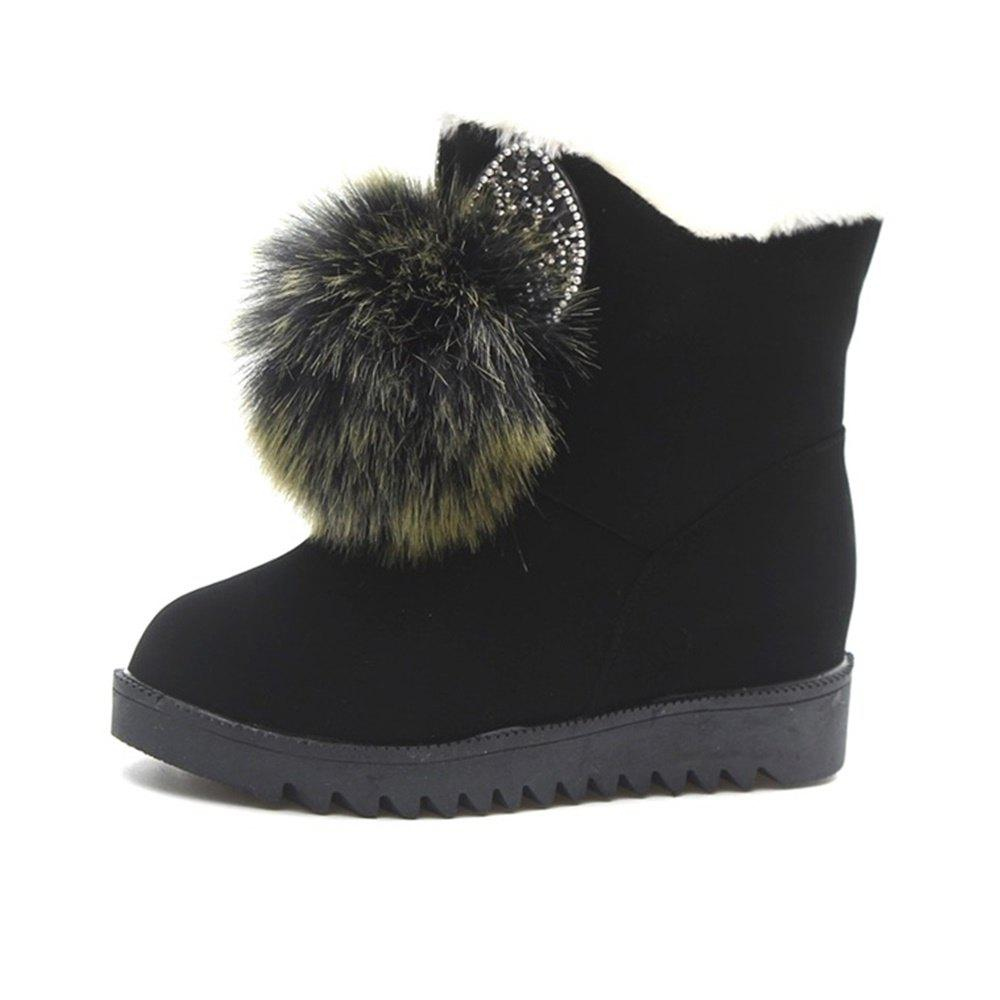 Shops Cartoon Bottomed Warm Snow Boots