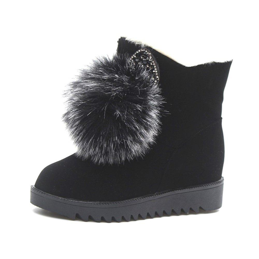 Affordable Cartoon Bottomed Warm Snow Boots