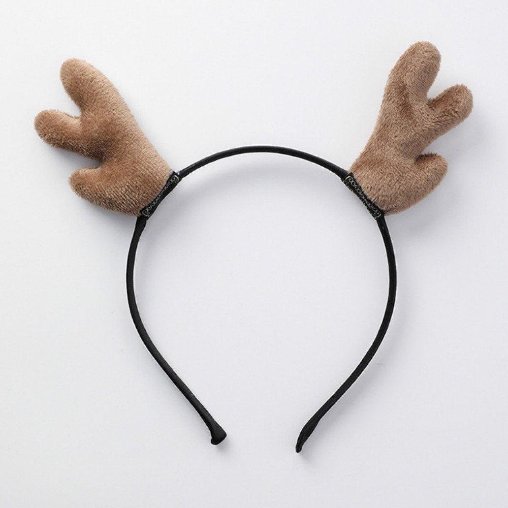 Sale Antler Hair Hoop Headband Christmas Costume  Party Decoration