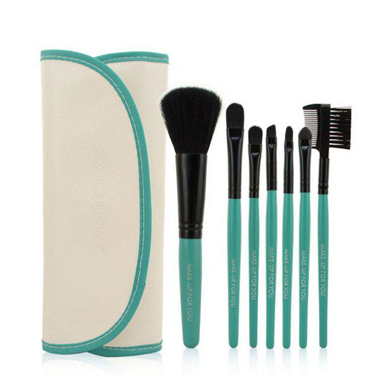 Discount 7PC Makeup Brushes Premium Cosmetic With luxury Bag