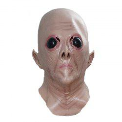 New Halloween Horrible Alien UFO Mask -