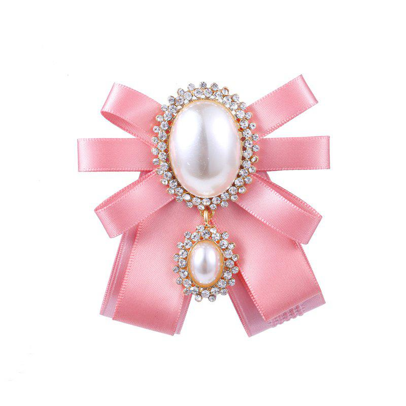 Sale Women's Retro Brooch Exaggeration Personality Bowknow Brooch Accessory