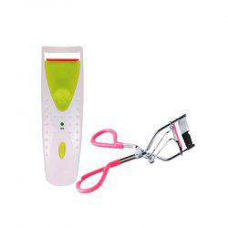 Electric Eyelash Curler Intelligent Temperature Control Curling Device -