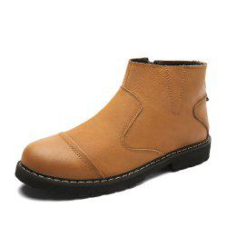 Men'S Fashion in Tube Outdoor Tooling Boots -