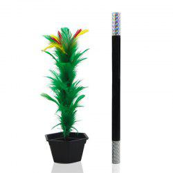 Magic Stick Change Flower Close Range Conjuring Props -