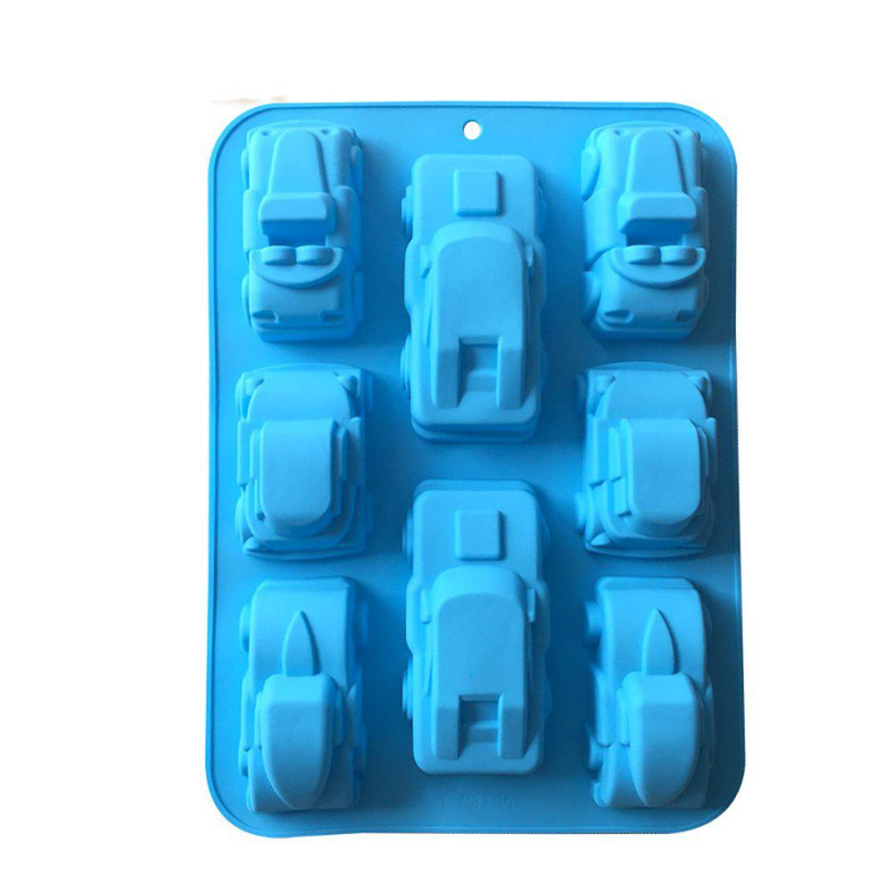 Online Cars Shape Silicone Mold Chocolate Candy Cake Decorating Tools