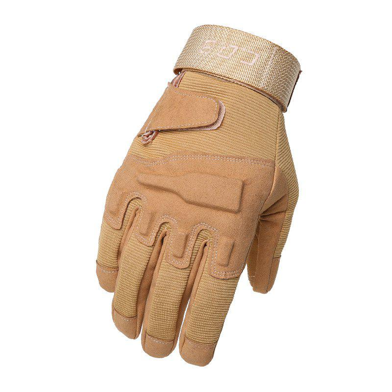 Fancy Men's Tactical Climbing Non-Ssip Breathable Wear Outdoor Gloves