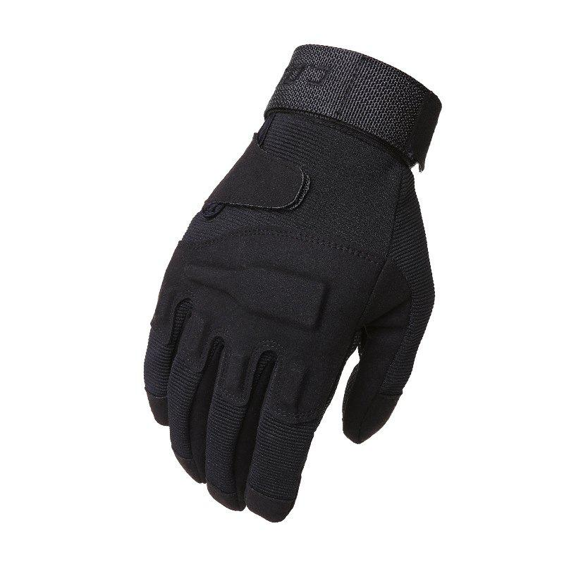 Fashion Men's Tactical Climbing Non-Ssip Breathable Wear Outdoor Gloves
