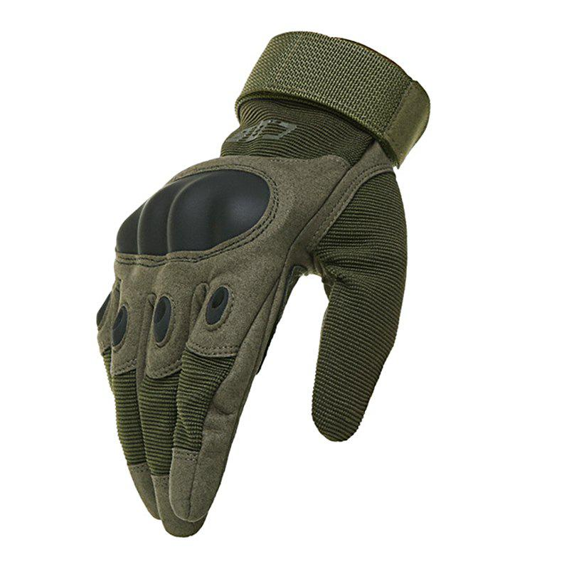 Cheap Men's Tactical Outdoor Mountaineering Combat Fighting Cut-resistant Gloves