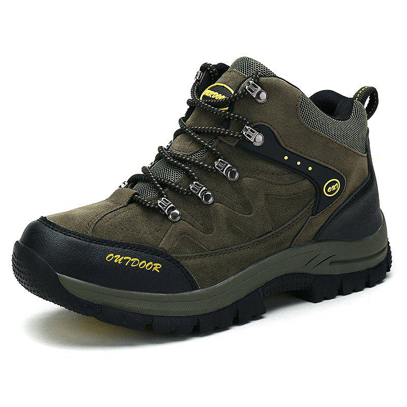 New Men'S Non-Slip Wear-Resistant Breathable Outdoor Sports Hiking Shoes