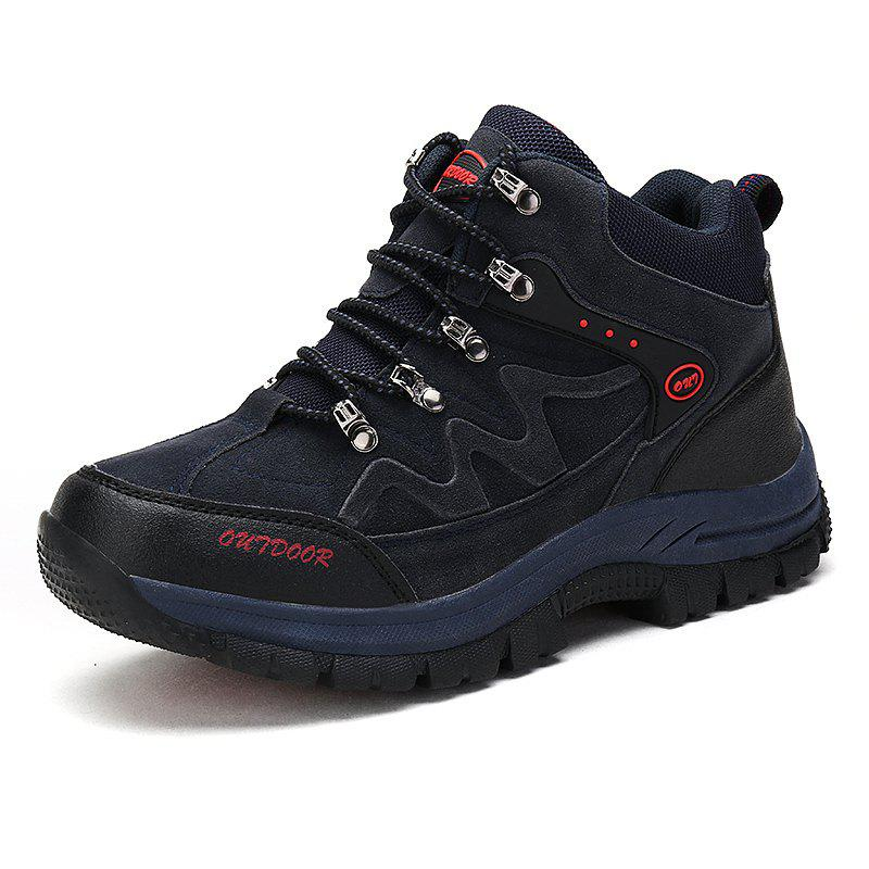 Hot Men'S Non-Slip Wear-Resistant Breathable Outdoor Sports Hiking Shoes