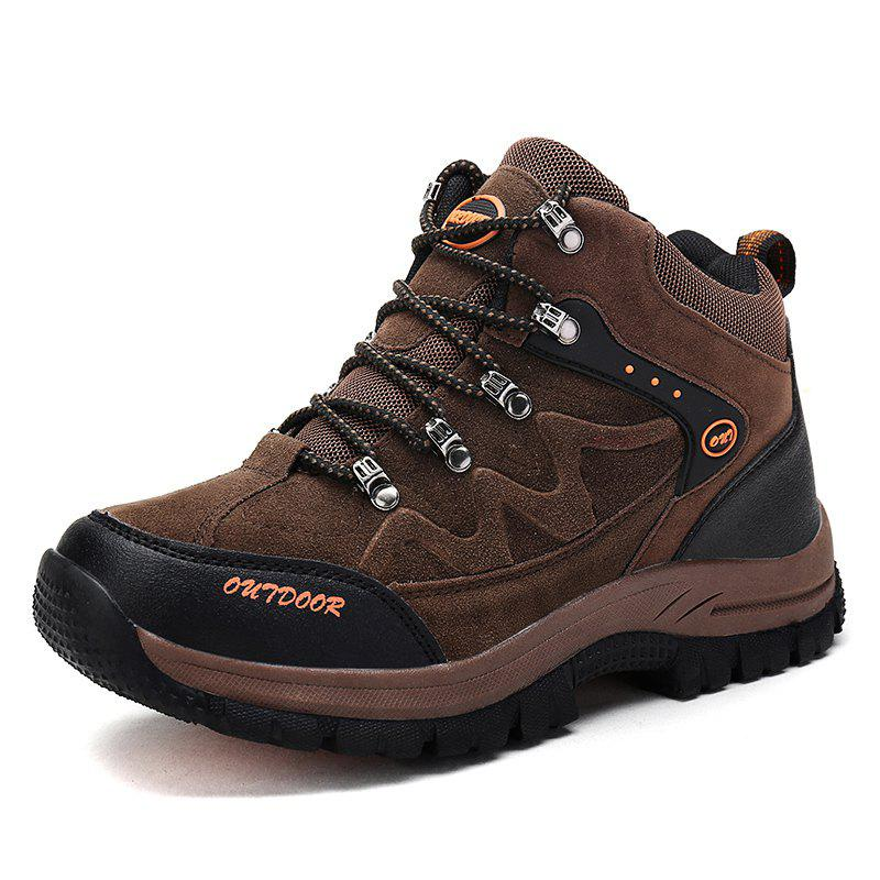Latest Men'S Non-Slip Wear-Resistant Breathable Outdoor Sports Hiking Shoes