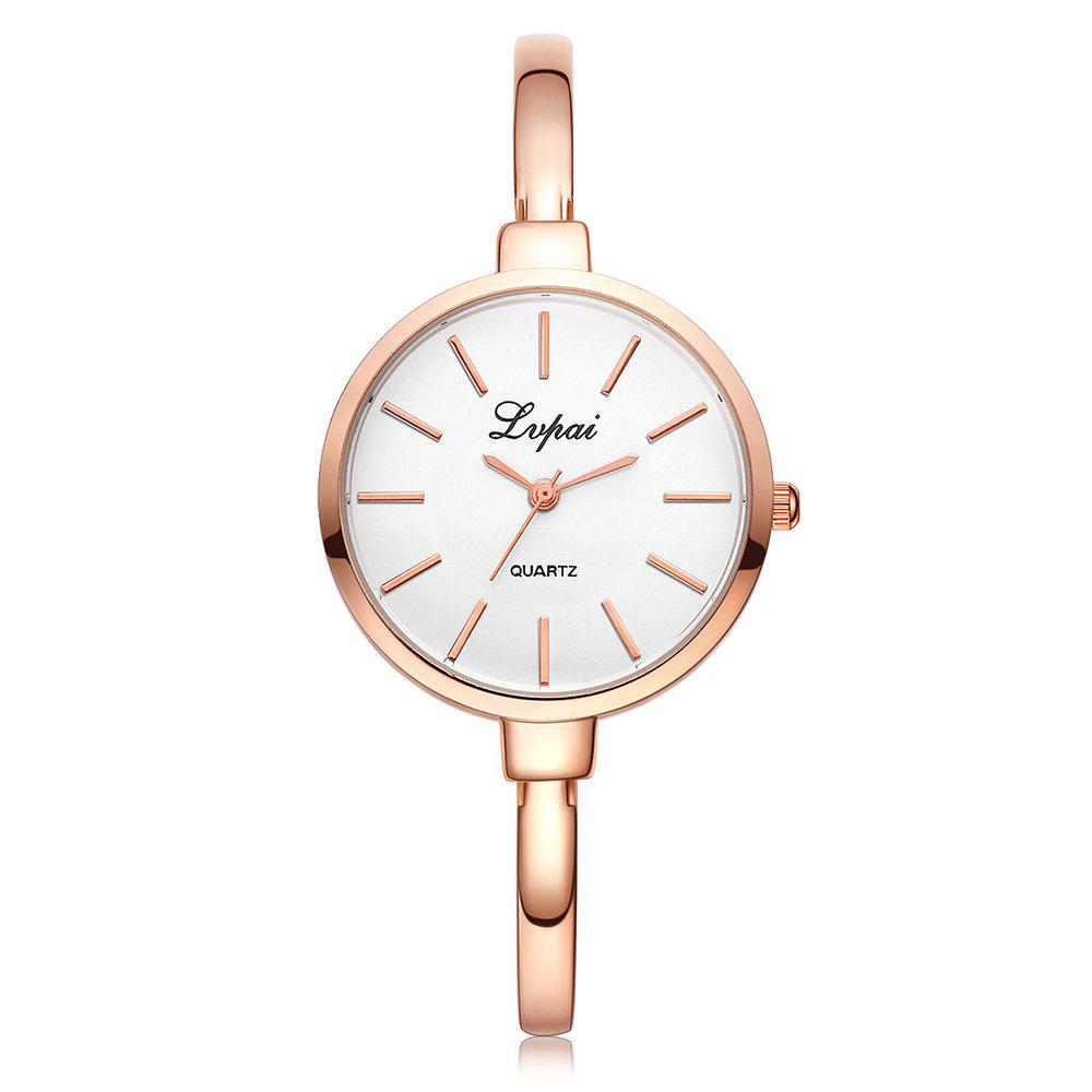 Outfits Ladies Fashion Exquisite Calibration Contracted Quartz Watch