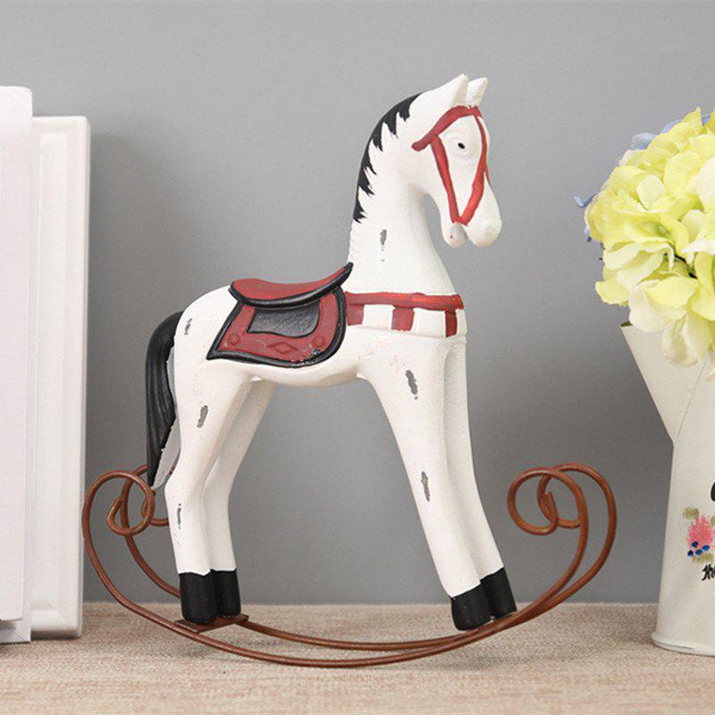 Latest Horse Craft Sitting Room Office Decoration The Old Wooden Craft