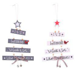 DIY Crafts Hang Tag With Rope Labels Gift Wrapping Christmas Supplies -