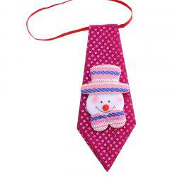 Adult Child Sequins Glitter Christmas Accessories Bow Tie Decor for Kid -