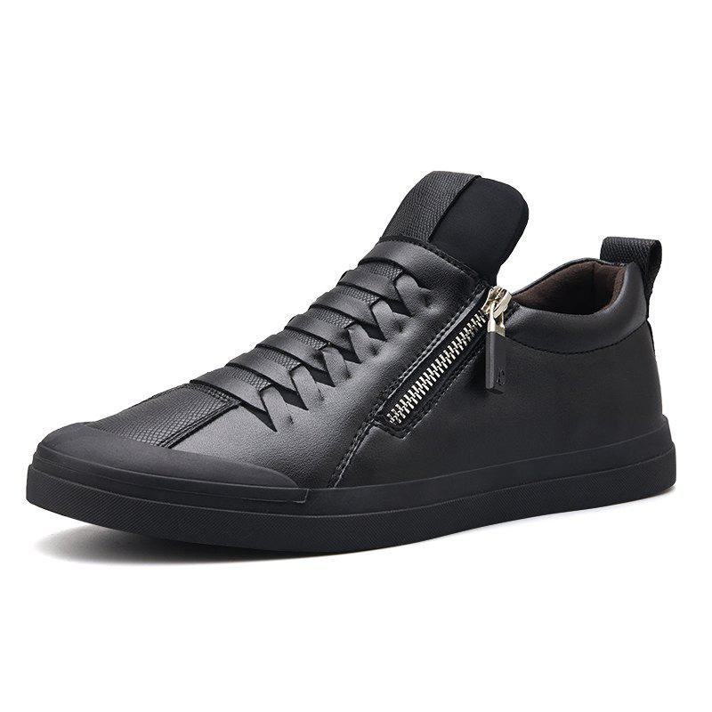Online Casual Shoes Leather Shoes Walking Footwear