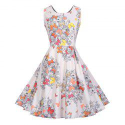 Summer Lady Accept Big Waist Cultivate One'S Morality Dress -