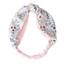 Fashion Small Flowers And Fresh Hairband -