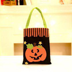 Halloween  Bags Trick Treat Candy Storage Tote Bag Halloween Costume Kids Dress -
