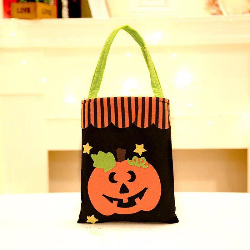 Chic Halloween  Bags Trick Treat Candy Storage Tote Bag Halloween Costume Kids Dress