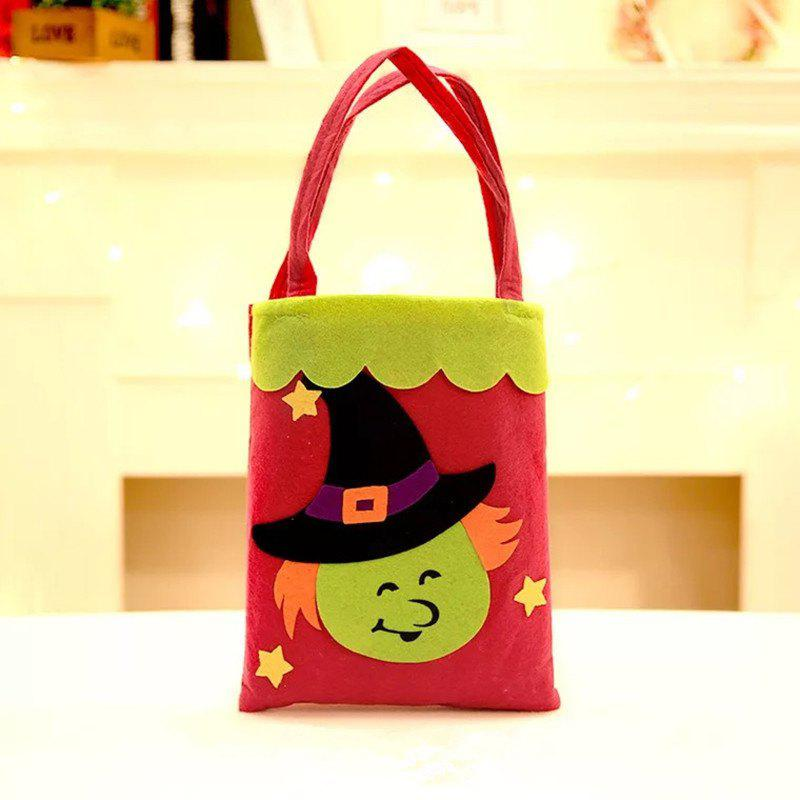 Unique Halloween  Bags Trick Treat Candy Storage Tote Bag Halloween Costume Kids Dress
