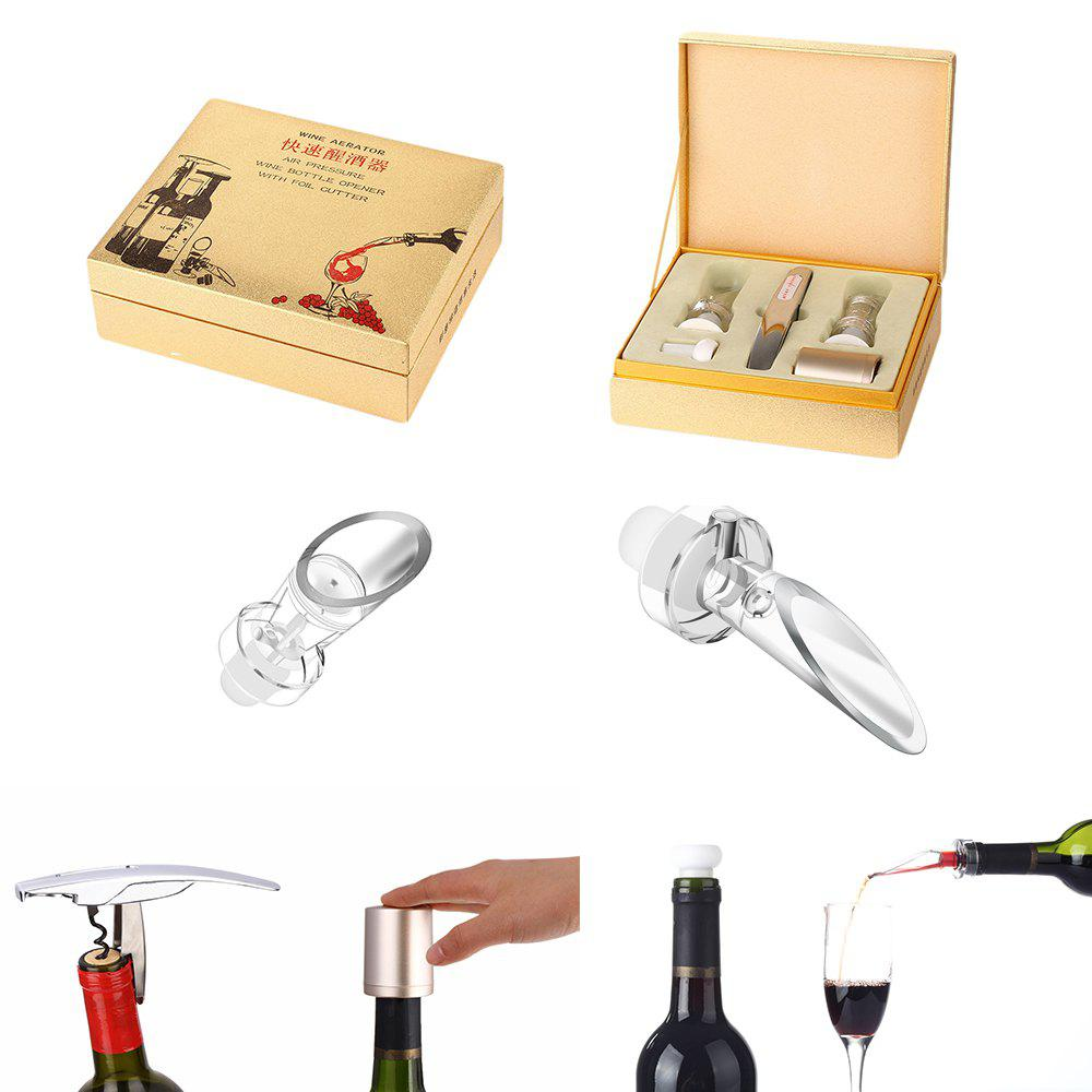 Best W5 Wine Combined Packages 5 in 1 Box Sets for Wine
