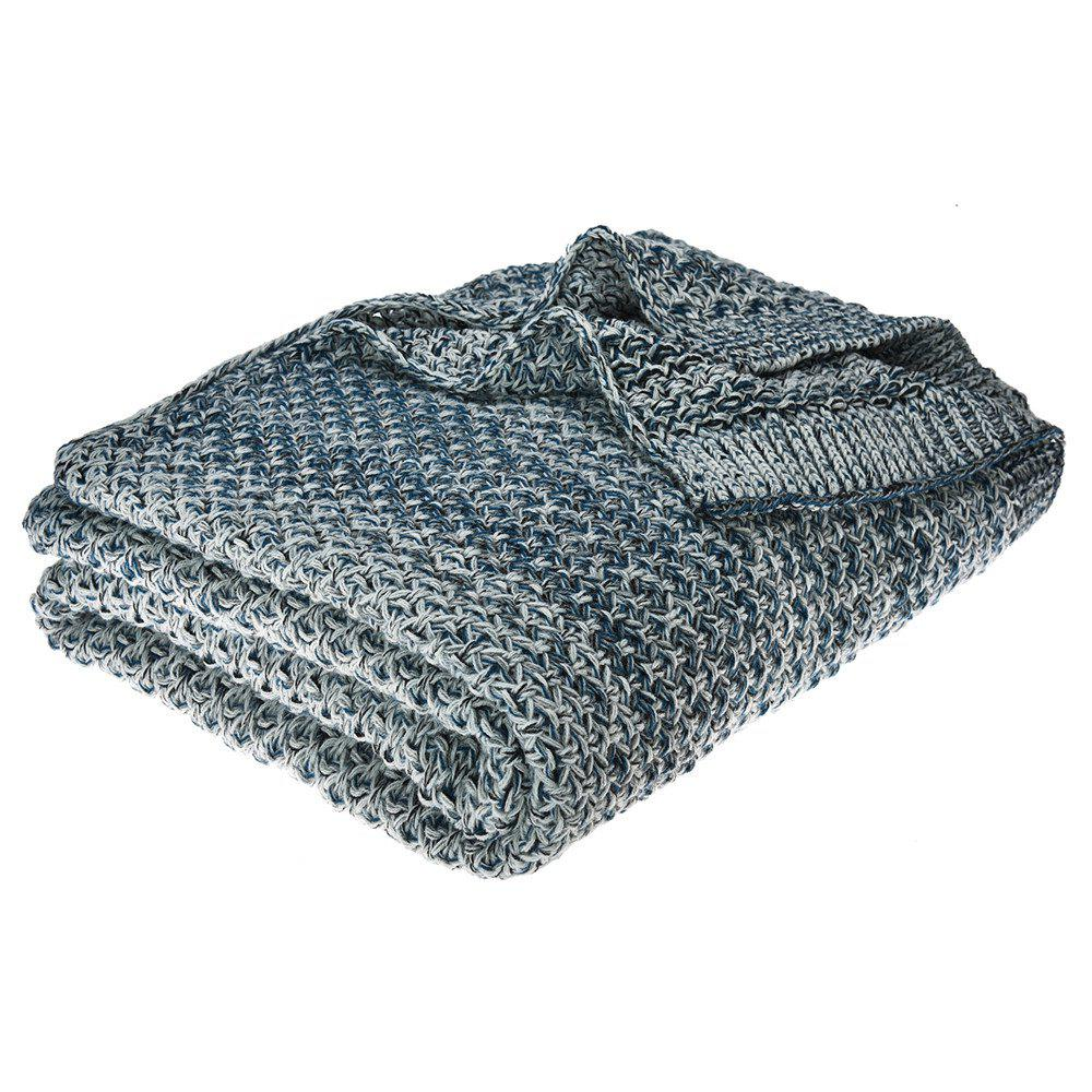 Unique M20652 Sofa Throw Knitted Blanket
