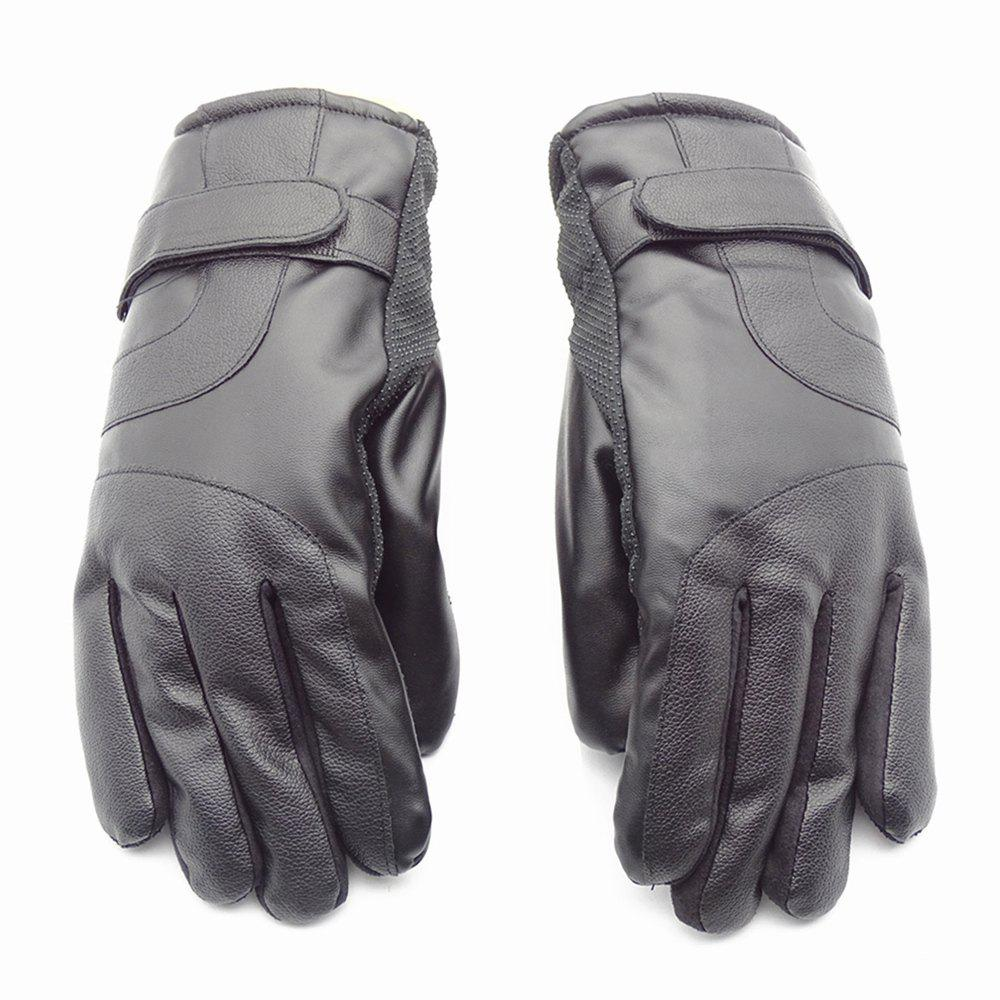 Trendy Winter Outdoor Heavy Duty Waterproof Touch Screen Protective Gloves for Men and