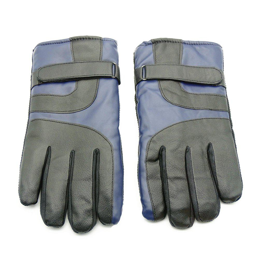 Online Winter Outdoor Heavy Duty Waterproof Touch Screen Protective Gloves for Men and