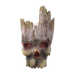Creative Tree Man Flower Pot Doll Model -