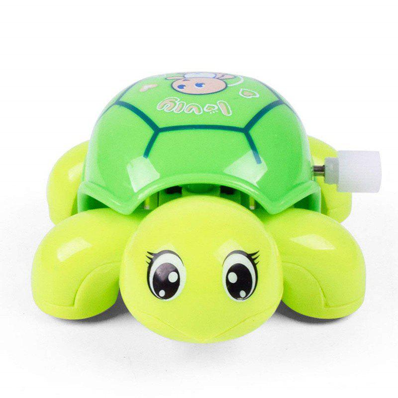 Chic Clockwork Tortoise Cute Animal Turtle Toys Baby Wind Up Toy