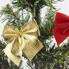 36x Bow Christmas Tree Bowknot Party Home Decor de mariage - Multi 3 ensembles