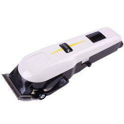 SURKER Electric Hair Clipper LED Liquid Crystal Display Rechargeable -